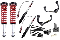 2009-2014 F150 4WD Stage 3 BOSS Trail Suspension Pack 4