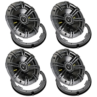 2013-2017 Focus ST Complete Kicker CS Series Speaker Upgrade Package