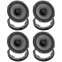 2013-2017 Focus ST Complete Kicker KS Series Speaker Upgrade Package