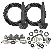 2011-2017 F150 4WD Yukon Complete 4.11 Gear Swap Package
