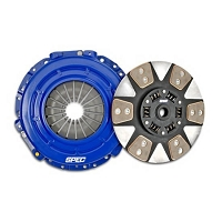 2001-2004 Mustang GT Spec Stage 2+ Clutch Kit (01-04 GT, 99-04 Cobra, Mach1)