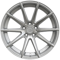 2015-2017 Mustang 19x8.5 UP100 10 Spoke Wheel - Silver Machined Face