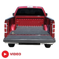 2004-2014 Ford F150 BedRug Mat With Existing Bed Liner