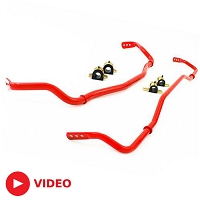 2015-2017 Mustang Eibach Anti-Roll Sway Bar Kit (Front & Rear)