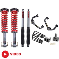 2015-2017 F150 Stage 3 BOSS Trail Suspension Pack 2