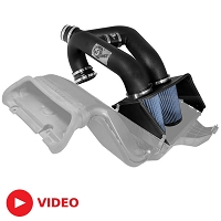 2015 F150 2.7L & 3.5L EcoBoost aFe Magnum FORCE Pro 5R Cold Air Intake Kit