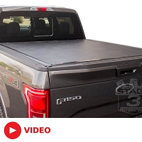 2015-2017 F150 BAKFLIP VP Tonneau Cover 5.5 ft. Bed