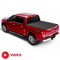 2015-2018 F150 5.5ft Bed TruXedo Pro X15 Roll-Up Tonneau Cover