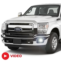 2001-2014 F250 Diode Dynamics Fog Light HID Conversion Kit