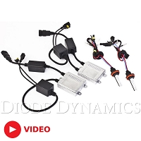 2015-2016 Expedition Diode Dynamics Low Beam HID Conversion Kit
