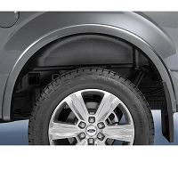 2015-2017 F150 Ford OEM Rear Wheel Well Liners