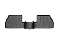 2013-2016 Focus ST WeatherTech Digital Fit Black Rear Floor Liner (Black)