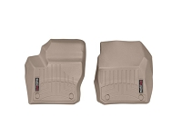 2013-2016 Focus ST WeatherTech Digital Fit Front Floor Liners (Tan)