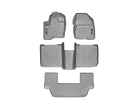 2009-2016 Ford Flex WeatherTech Complete DigitalFit Floor Liner Kit (Grey)
