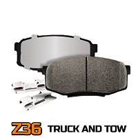 2013-2016 F250 & F350 Power Stop Z36 Extreme Truck & Tow Front Brake Pads