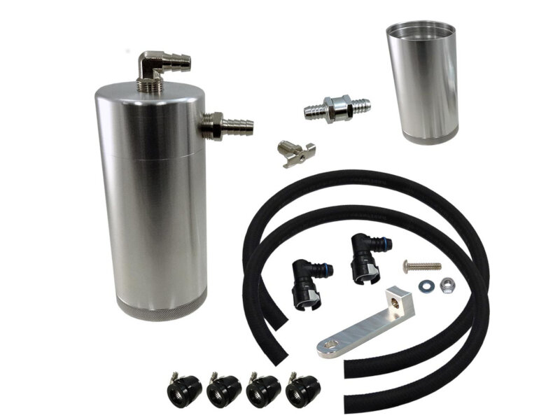 2011 2014 f150 ecoboost 3 5l oil catch cans. Black Bedroom Furniture Sets. Home Design Ideas