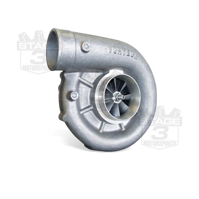 Mustang Mach 1 Supercharger Kit: 2000-2004 Mustang 4.6L GT Vortech V-3 Si-Trim Supercharger