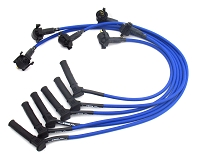 2005-2009 Mustang 4.0L V6 JBA 8mm PowerCables (Blue)
