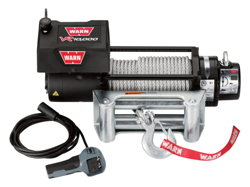 Warn Industries VR10000 Entry-Level Winch (Wire Cable)