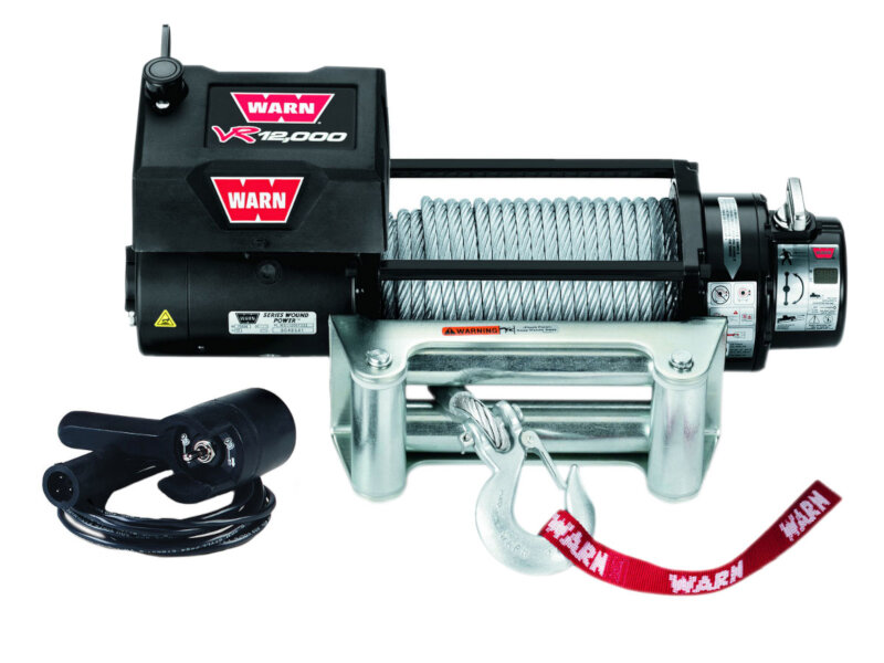 Warn Industries VR12000 Entry-Level Winch