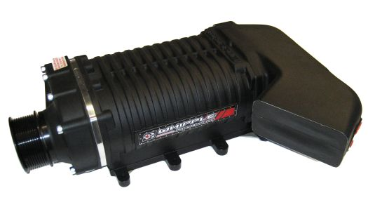 2007-2013 Mustang GT500 Whipple 2.9L Supercharger (Black)