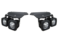 2010-2014 SVT Raptor Vision-X Off-Road LED Fog Light Kit
