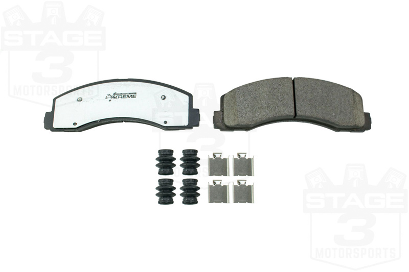 2010-2018 F150 & Raptor Power Stop Z36 Extreme Truck & Tow Front Brake Pads Z36-1414