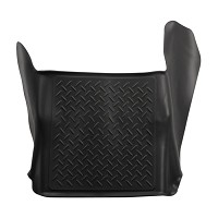 2009-2014 F150 Husky Liners WeatherBeater Front Center Hump Floor Liner