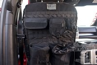 2009-2015 F150 Tactical Front Seat-Back Covers