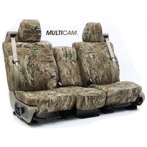 2013 2014 F150 Coverking Ballistic Multi Cam Rear Seat