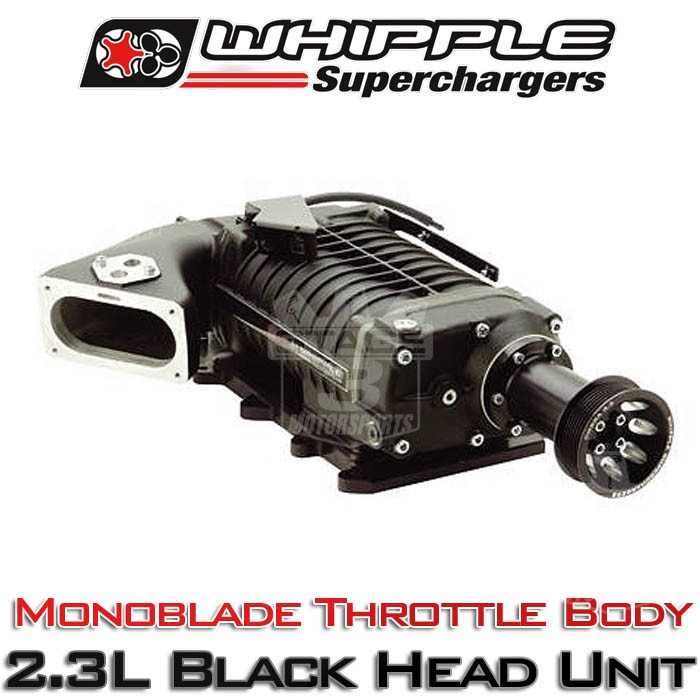 Eaton Supercharger Swap Kit: 2003-2004 Mustang Cobra 4.6L Whipple W140AX Supercharger