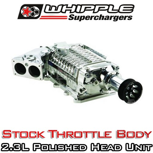 Whipple Superchargers Reviews: 2003-2004 Mustang Cobra 4.6L Whipple W140AX Supercharger