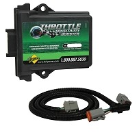 2005-2010 F250 / F350 Powerstroke BD Diesel Throttle Sensitivity Booster
