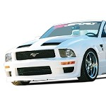 2005-2009 Mustang GT RK Sport California Dream Ram Air Hood