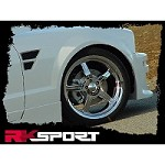 2005-2009 Mustang RK Sport California Dream Fender (Passenger Side)