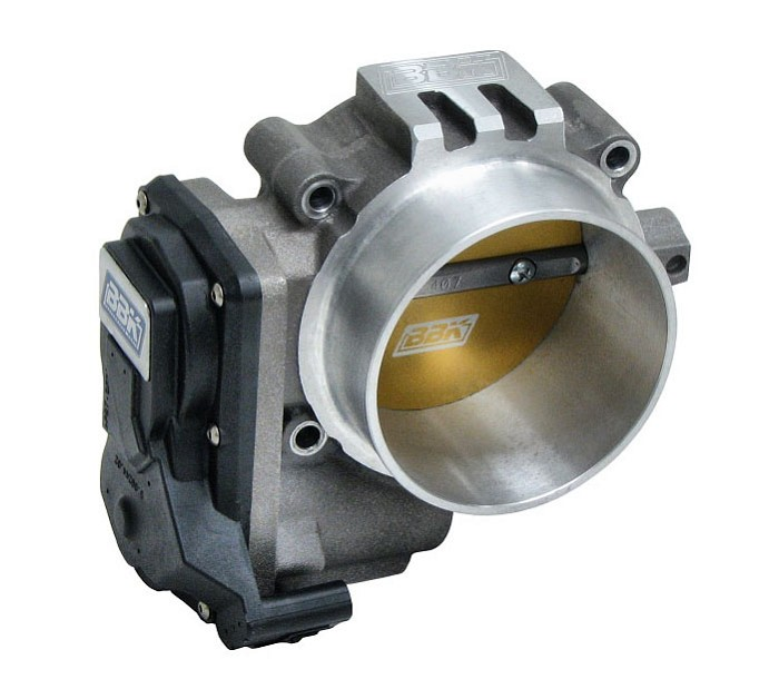 2011-2014 Mustang V6 3.7L BBK 73MM Power-Plus Throttle Body