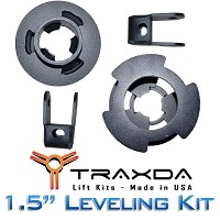 "2011-2014 Super Duty F250 / F350 4x4 Traxda 1.5"" Leveling Kit"