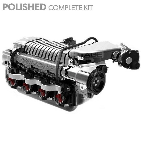 Whipple Supercharger Replacement Parts