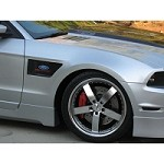 2010-2012 Mustang RKSport Carbon Inlay Fender (Right)