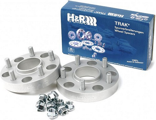 1979-2014 Mustang H&R Trak+ Wheel Spacers - 35MM