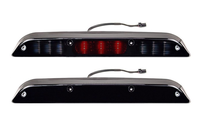 2015 2017 f150 anzo smoked led third brake light 531107. Black Bedroom Furniture Sets. Home Design Ideas