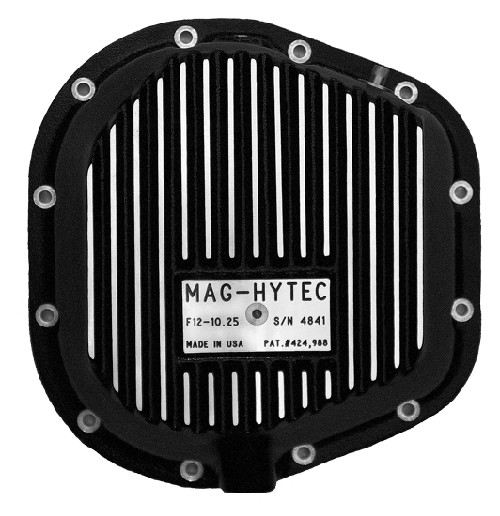 1986-2017 F250 & F350 Mag-Hytec Rear Differential Cover (#12-10.25 & 10.5)