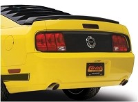 2005-2014 Mustang Cervini's Rear Window Louvers