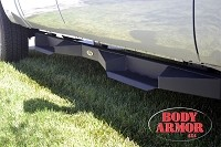 2002-2013 Super Duty F250/F350 Body Armor RockStep Side Steps