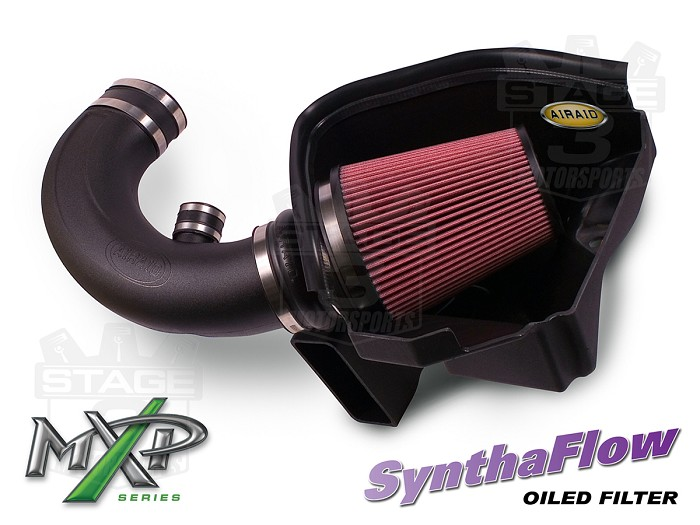 2010 mustang gt 4 6l airaid synthaflow mxp cold air intake. Black Bedroom Furniture Sets. Home Design Ideas