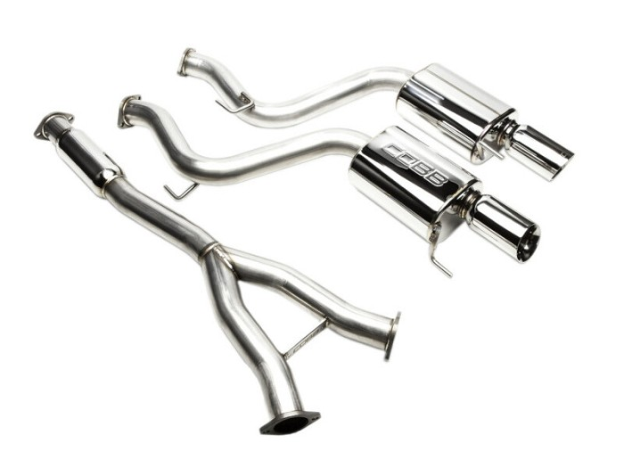 2015 2017 mustang 2 3l ecoboost cobb tuning cat back exhaust kit coupe only 5m2100. Black Bedroom Furniture Sets. Home Design Ideas