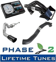 2011-2014 F150 EcoBoost S3M Phase 2 Performance Pack