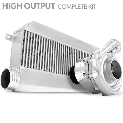 Ford Mustang 3 7 Supercharger Kit: 2015-2016 Mustang 3.7L V6 Procharger HO Intercooled
