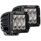 Rigid Industries D2 Pro LED Light - White - Driving - Pair 01
