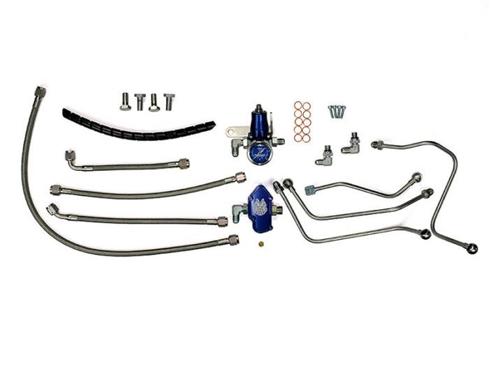 2003-2007 F250 & F350 Sinister Diesel Regulated Fuel